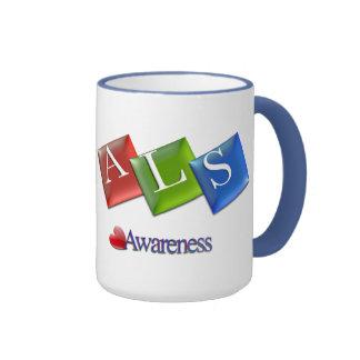 Taza del campanero de la conciencia #2 del ALS