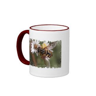 Taza del campanero   de la mosca 2-sided de la lib
