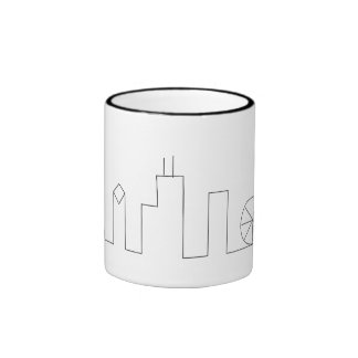 Taza del campanero del horizonte de Chicago
