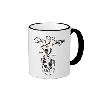 Taza del campanero del Vaca-UNO-Amortiguador