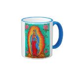 Taza del campanero nuestra señora de Guadalupe