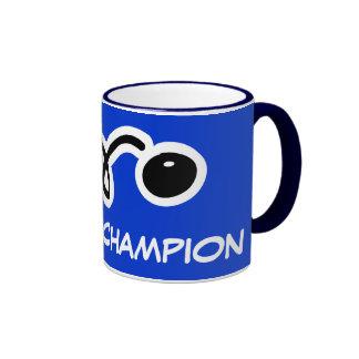Taza del campeón de la calabaza para los jugadores