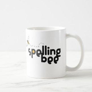 Taza del campeón del concurso de ortografía