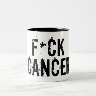 Taza del cáncer de F*ck