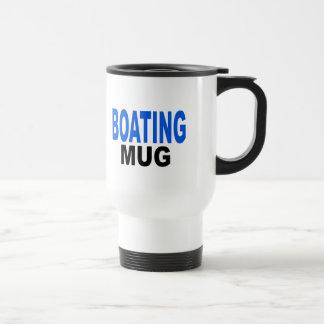 Taza del canotaje, regalos de los navegantes