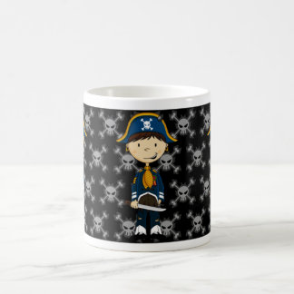 Taza del capitán café del pirata