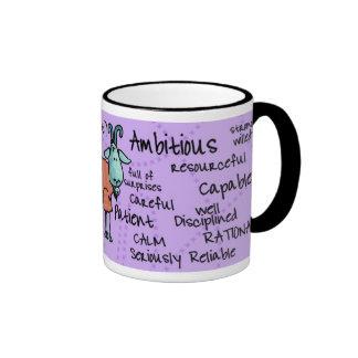 taza del Capricornio