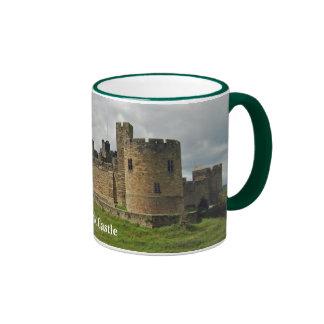 Taza del castillo de Alnwick