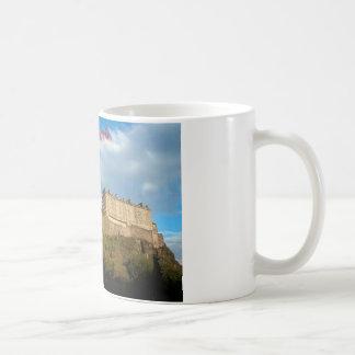 Taza del castillo de Edimburgo
