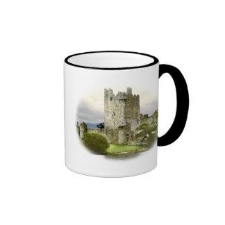 Taza del castillo de Ross