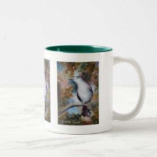 Taza del Catbird gris