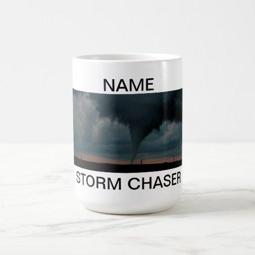 Taza del cazador de la tormenta