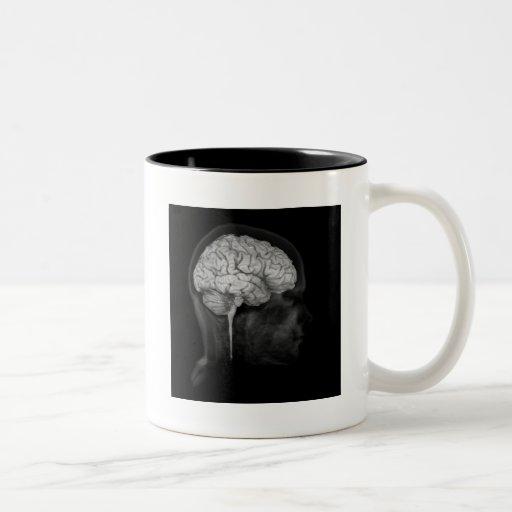 Taza del cerebro