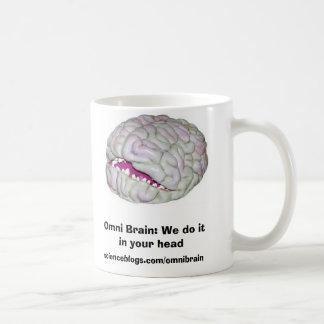 Taza del cerebro de Omni