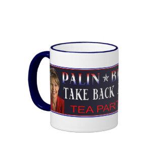 Taza del cervecero de Palin