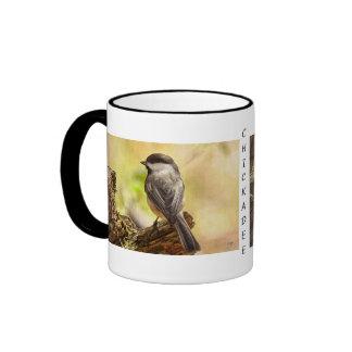 Taza del Chickadee