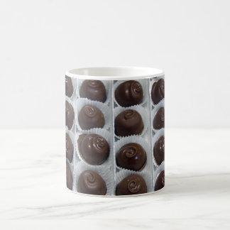 Taza del chocolate