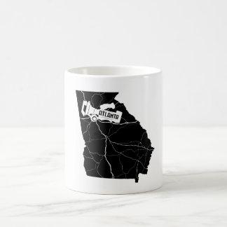Taza del cineasta de Atlanta