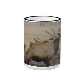 Taza del clarín de los alces de E0039 Bull