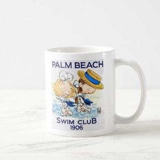 Taza del club 1906 de la nadada del Palm Beach