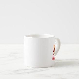 Taza del club del café de Barbera Tazas Espresso