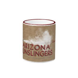 Taza del club del Gunslinger de AZ