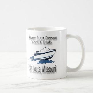 Taza del club náutico del DES Peres del río