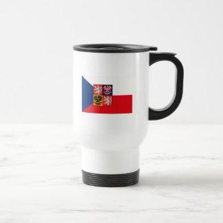 Taza del COA de Checoslovaquia Flagw