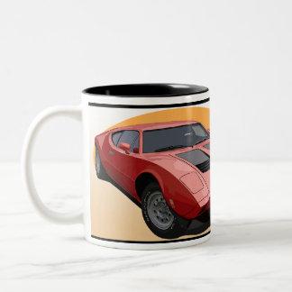 Taza del coche de deportes de AMX 3
