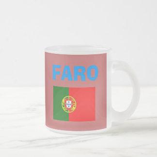 Taza del código de FAO del aeropuerto de Faro*