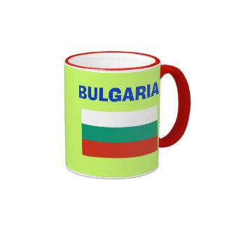 Taza del código de país de Bulgaria* BG
