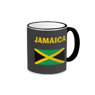 Taza del código de país de JM Jamaica