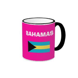 Taza del código de país de las BS Bahamas