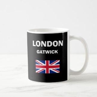 Taza del código del aeropuerto LGW de London*