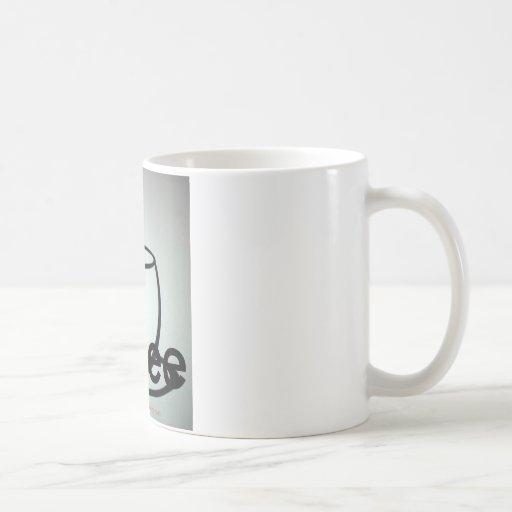 taza del coffe