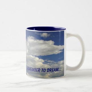 Taza del coffe de Dreamscape
