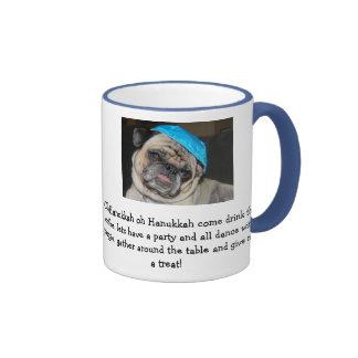 Taza del coffe de la taza del barro amasado de Ján