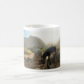 Taza del coffe del Burro