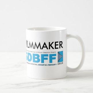 Taza del coleccionable del cineasta 2015 SDBFF