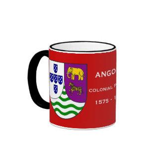 Taza del Colonial de ANGOLA*
