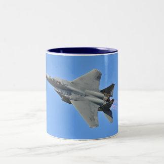 Taza del combatiente F-15
