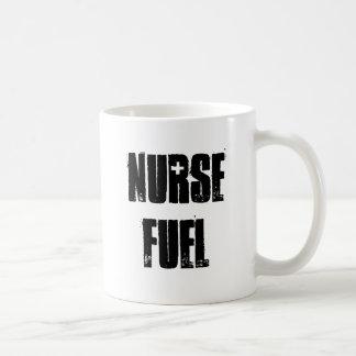 Taza del combustible de la enfermera