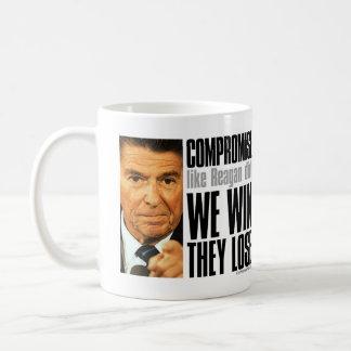 Taza del compromiso de Reagan