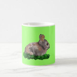 Taza del conejo de Brown