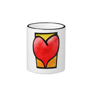 Taza del corazón (2)