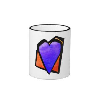 Taza del corazón 8