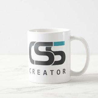 Taza del creador del CSS