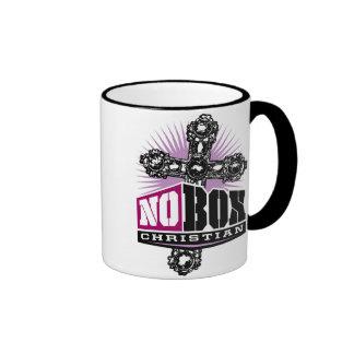 Taza del cristiano de NoBox