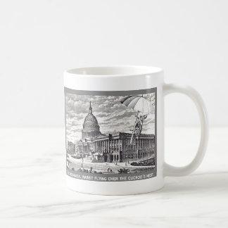 Taza del cuco del congreso