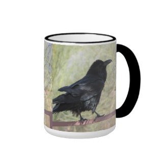 Taza del cuervo